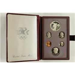 1983 US PRESTIGE PROOF SET OLYMPIC
