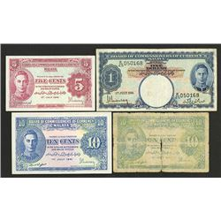 Board of Commissioners of Currency. 1941 Issue.