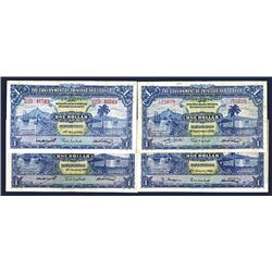 Government of Trinidad & Tobago, 1935-43 Issues.