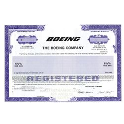 Boeing Co., 1943 Specimen Bond