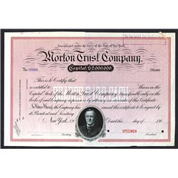 Morton Trust Co. 190x.