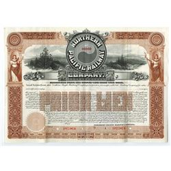 Northern Pacific Railway Co., ca.1960-1970 Specimen Bond