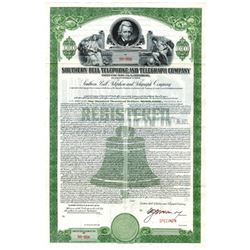 Southern Bell Telephone and Telegraph Co., 1954 Specimen Bond