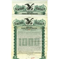Central Leather Co., 1905 Specimen Bond
