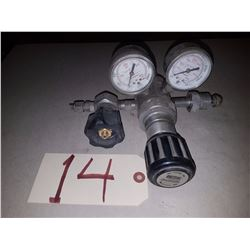 Victor Compressed Gas Regulator