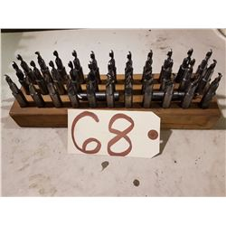 Wooden Stand of Drill .2530