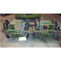 Steerable Moving Skates