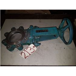Dezurik Knife Gate Valve