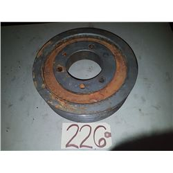 "Pulley 10""1""4"