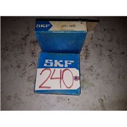 Set of New SKF Bearing