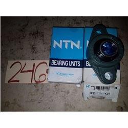 Set of new NTN Bearing Unit
