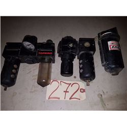 Lot of Assorted Gage parts
