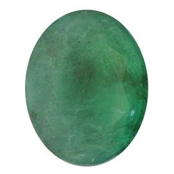 3.91 ctw Oval Emerald Parcel