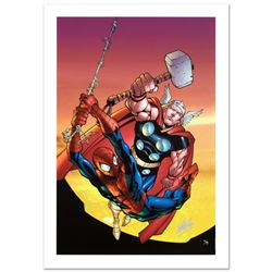 Marvel Age Spider-Man Team Up #4