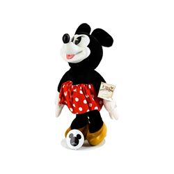 Disney Minnie Mouse Doll from the Woodsculpt Series by Applause