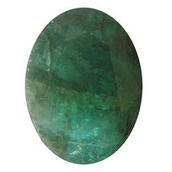 5.43 ctw Oval Emerald Parcel