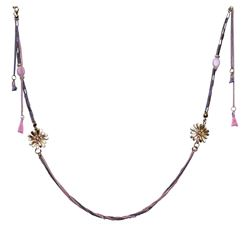 Chain Charm Necklace - Gold Plated