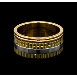 18KT Tri-Tone Gold Ring