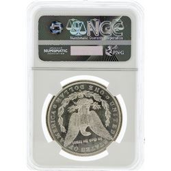 1879-S NGC MS63 Morgan Silver Dollar