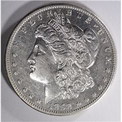 1898-S MORGAN SILVER DOLLAR AU/UNC  SEMI-KEY