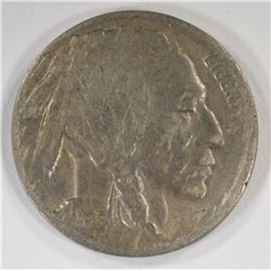 1925-S BUFFALO NICKEL, XF  KEY DATE