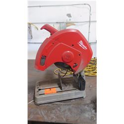 Milwaukee 14-Inch Abrasive Cut-Off Saw