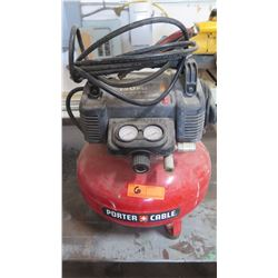 Porter Cable 150PSI Compressor - 6 Gallons