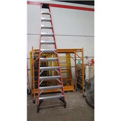 Werner 12 ft Ladder - Model NXT1A12