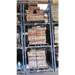 Unicor Pallet Racking 48 X53  Footprint (147  H) - 3000 Lbs Rated Load