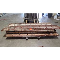 Symons Concrete Wall Forms - Steel Ply Panels - Approx. 8