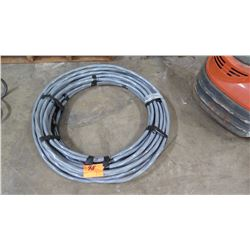 Coil of Coated Conduit Wire