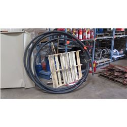 Coil of Large Rubber Hose