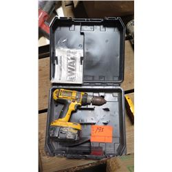Dewalt DC988XRP Drill with Battery, No Charger