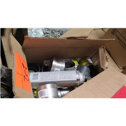 Contents of Box: Proflex 3000-22 Coupling