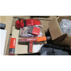 Hilti DX351 Power Actuated Tool w/Accessories