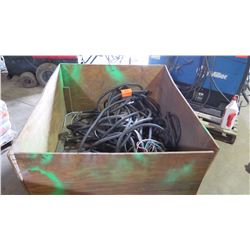Contents of Box: Black Cable