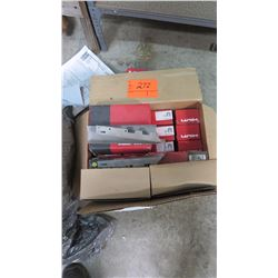 Contents of Box: Hilti 50353 Cartridges