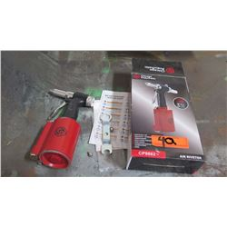 Chicago Pneumatic CP9882 Air Riveter on Box