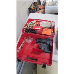 Hilti DX35 Drywall Power Actuated Tool