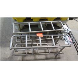 Qty Stainless Racks for Holding Tanks?