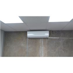 Split AC System - 2 Heads, 2 Compressors (must be removed by licensed professional)