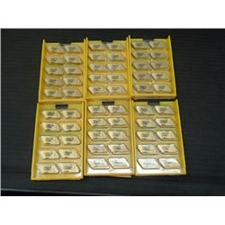 New Kennametal Carbide Inserts, P/N: NG331RK