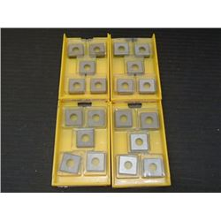 New Kennametal Carbide Inserts, P/N: SM-299