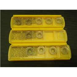 New Kennametal Carbide Inserts, P/N: RCMT1204M0