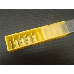 New Kennametal Carbide Inserts, P/N: DNMG150408FN