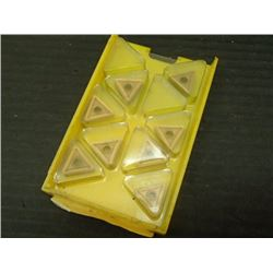 New Kennametal Carbide Inserts, P/N: TNMG-333