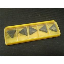 New Kennametal Carbide Inserts, P/N: TPG433