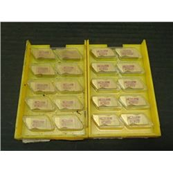 New Kennametal Carbide Inserts, P/N: NG3189R