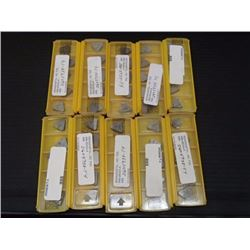 New Kennametal Carbide Inserts, P/N: TPG438