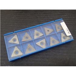 New Valenite Carbide Inserts, P/N: STB-16-4